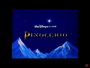 Pinocchio 1995 UK trailer