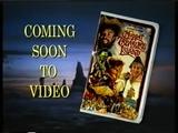 Muppet Treasure Island UK VHS Trailer