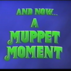 And Now... A Muppet Moment (Chile version)