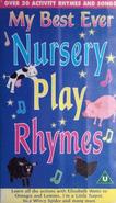 My Best Ever Nursery Play Rhymes (UK VHS 1997)