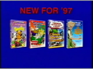 All these children's videos titles (1997) (2)