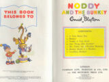 Noddy and the Bunkey (1959)