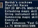 Marduk's Crackows