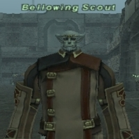 Bellowing Scout