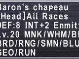 Baron's Chapeau