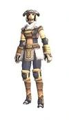 Beastmaster Artifact Armor