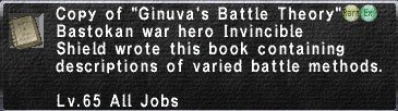 """Copy of """"Ginuva's Battle Theory"""""""