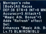 Morrigan's Robe