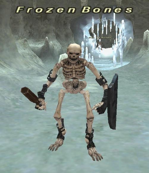 Frozen Bones
