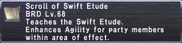 Swift Etude