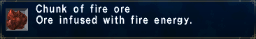 Fire Ore