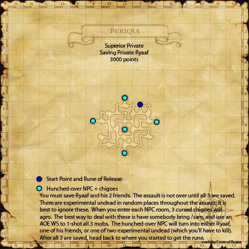 Assault Mission - Saving Private Ryaaf