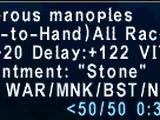 Ponderous Manoples