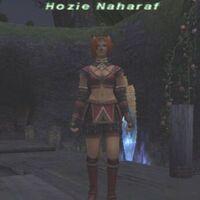 Hozie Naharaf