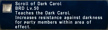 Dark Carol