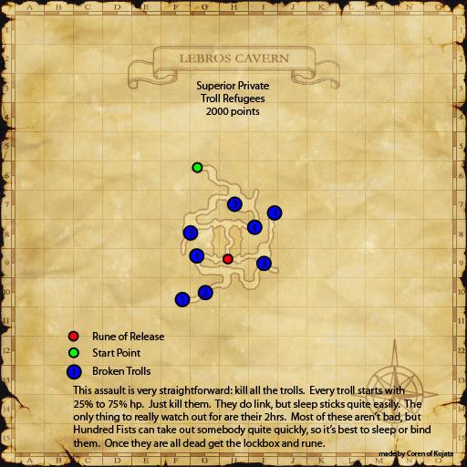 Assault Mission - Troll Fugitives