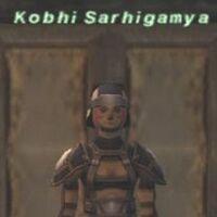 Kobhi Sarhigamya