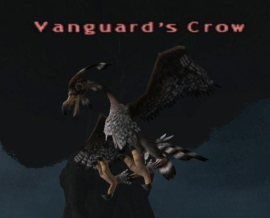 Vanguard's Crow
