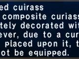 Cursed Cuirass