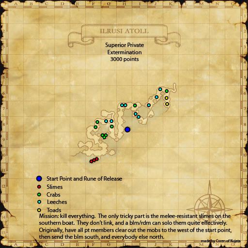 Assault Mission - Extermination