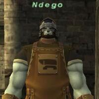 Ndego