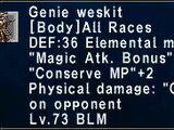 Genie Weskit