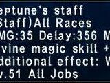 Neptune's Staff