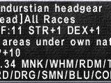 Windurstian Headgear