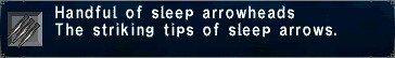 Sleep Arrowheads.jpg