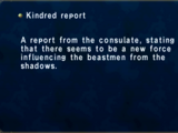 The Kindred Report