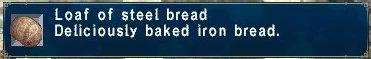 Steel Bread