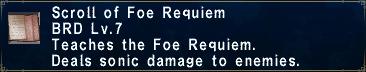 Foe Requiem