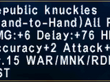 Republic Knuckles