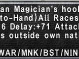 Tactician Magician's Hooks +2
