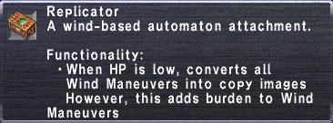 Replicator