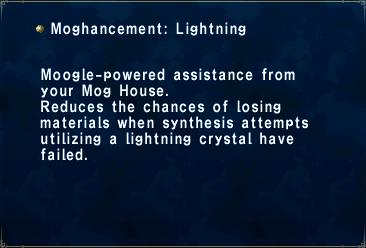 Moghancement: Lightning