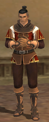 Custom Armor Set (Hume Male)