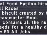 Pet Food Epsilon Biscuit