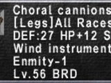 Choral Cannions