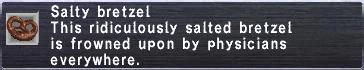 Salty Bretzel