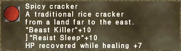 Spicy Cracker