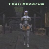 Thali Mhobrum