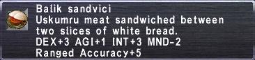 Balik Sandvici