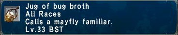 Bug Broth