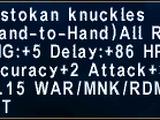 Bastokan Knuckles