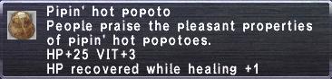 Pipin' Hot Popoto