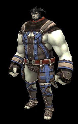 Elder Armor Set (Galka)