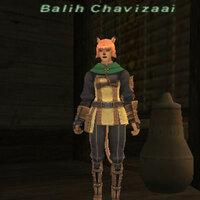 Balih Chavizaai