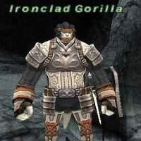 Ironclad Gorilla