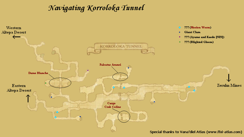 Korroloka Tunnel